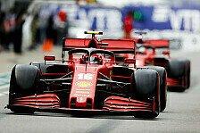 Formel 1, Leclerc sauer: Erst Vettel-Schreck, dann Rechenfehler