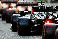 Formel 1 Sotschi, Hamilton ärgert Pole: Schlechteste Reifen