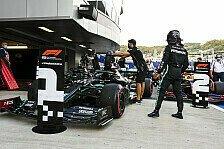 Formel 1 Ticker-Nachlese Sotschi: Keine Strafe gegen Hamilton