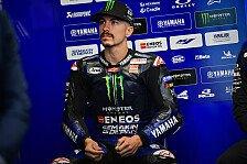 MotoGP - Vinales verzweifelt: Können nichts gegen Suzuki tun