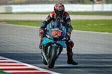 MotoGP Live-Ticker Barcelona: Reaktionen zum Quartararo-Sieg