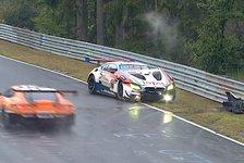 24h Nürburgring: Unfälle, Ausfälle: GT3-Dramen der Startphase