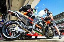 MotoGP: Gresini Racing ab 2022 nicht mehr Aprilia-Werksteam