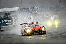 24h Nürburgring abgebrochen! Mercedes verliert Doppel-Führung