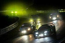 24 h Nürburgring - Video: 24h Nürburgring 2020: Unfall zwischen Opel und Porsche