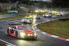 24h Nürburgring 2021: Zeitplan fürs 24-Stunden-Rennen