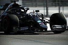 Formel 1, Sotschi: FIA nimmt Strafpunkte gegen Hamilton zurück
