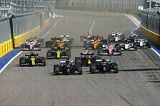 Formel 1 Podcast anhören: Was ist bloß in Bottas gefahren?