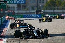 Formel 1, Sotschi: Bottas gewinnt, Hamilton doppelt bestraft