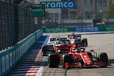 Formel 1 Sotschi, Vettel: Als Renault-Bremsklotz im Nirgendwo
