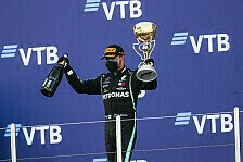 Formel 1 Russland: Bottas feuert nach Sochi-Sieg gegen Kritiker
