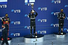 Formel 1 2020: Russland GP - Podium