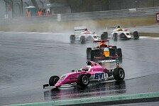 ADAC Formel 4 Nürburgring 2: Podium für BWT Mücke Motorsport