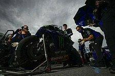 MotoGP - Yamaha: Motoren-Debakel für Vinales und Morbidelli