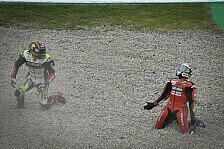 MotoGP-Galerie: Der Crash zwischen Dovizioso und Zarco