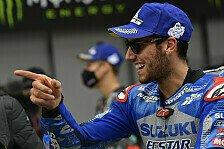 MotoGP: Suzuki verzichtet auf Protest gegen Yamaha-Strafe