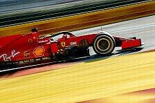 Formel 1, Ferrari erleichtert: Upgrade liefert, mehr kommt