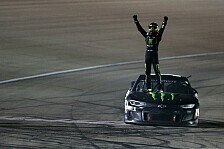 NASCAR Playoffs 2020: Fotos Rennen 30 - Las Vegas Night Race