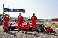 Formel 1, So lief Mick Schumachers Fiorano-Test im Ferrari