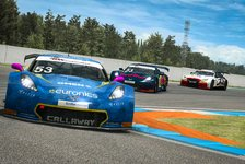 ADAC GT Masters eSports-Serie auf dem Sachsenring