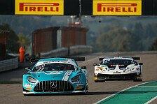 Mercedes-AMG startet mit Bestzeit am Sachsenring