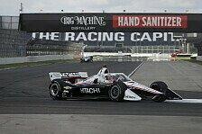IndyCar Indianapolis II 2020: Rennen und News