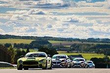 ADAC GT4 Germany: Mercedes-AMG gewinnt am Sachsenring
