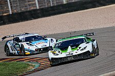 ADAC GT Masters Sachsenring, GRT Grasser Racing: Frust-Finish