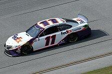 NASCAR 2020 Talladega: Hamlin gewinnt nach drei Verlängerungen