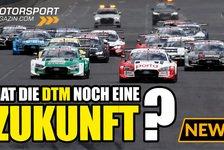 DTM - Video: Neue GT3-Autos: Wie sieht die Zukunft der DTM aus?
