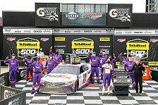 NASCAR Playoffs 2020: Fotos Rennen 31 - Talladega Superspeedway