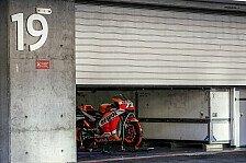 MotoGP - Video: MotoGP: Alex Marquez' erster Tag in Portimao