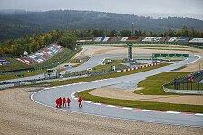 Formel 1 2020: Eifel GP - Vorbereitungen Donnerstag