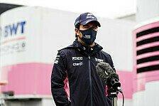 Formel 1, Perez endlich mit RP-Updates: Angriff auf Platz drei