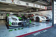 Schubert Motorsport am Sachsenring mit verändertem Line-up
