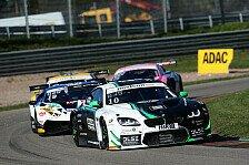 ADAC GT Masters: Schubert Motorsport feiert Achtungserfolg