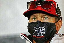 Formel 1, Räikkönen-Zukunft schon klar? Kimi dementiert Gerücht