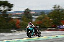 MotoGP Le Mans: Quartararo auf Pole, Mir in Q1 raus