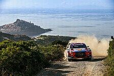 WRC Rallye Italien 2020: Sordo siegt, Neuville fängt Ogier ab
