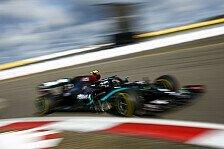 Formel 1, Nürburgring: Bottas gewinnt Qualifying-Generalprobe