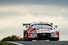 DTM Zolder: Rene Rast kann trotz Audi-Brand im Rennen starten