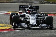 Formel 1 - Video: Formel 1: So simuliert AlphaTauri den Algarve Circuit