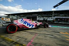 Formel 1, Hülkenberg gibt Blitz-Comeback: Was ein Geeiere!
