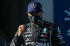 Formel 1, Bottas mit Pole zurück im WM-Fight? Hatte nie Zweifel