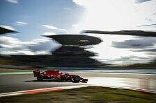 Formel 1, Leclerc staunt: Ferrari-Top-Ergebnis trotz Kälte?!
