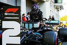 Formel 1 Nürburgring, Hamilton rätselt: Q3 langsamer als Q2