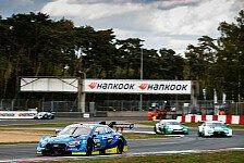 DTM Zolder 2020: Rennen-Zusammenfassung in der Ticker-Nachlese