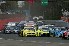 DTM - Video: DTM Livestream Zolder 2020: Sonntags-Qualifying heute live