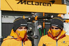 Formel 1, McLaren-Fahrer schlagen Alarm: Kein Spaß an Updates