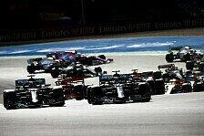 Formel 1 Nürburgring: MGU-H-Defekt zerstört Bottas' WM-Träume